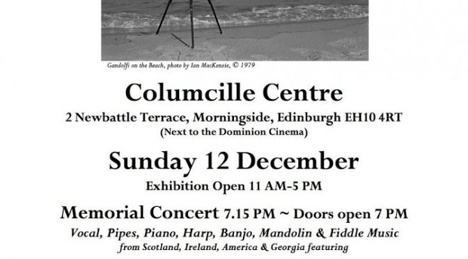 Ian MacKenzie Memorial Concert
