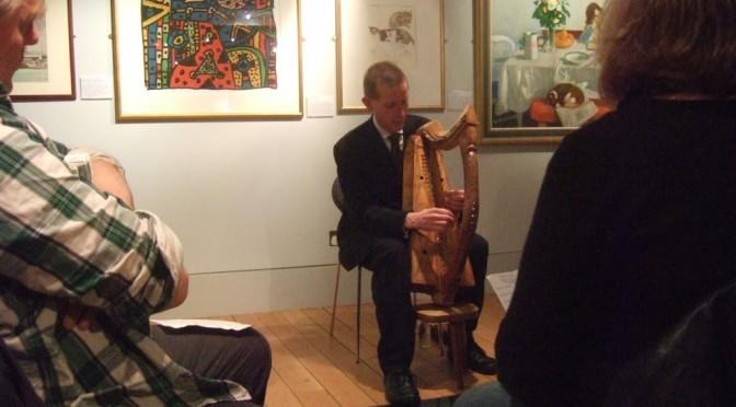 St Andrews concert in memory of Prof. Ian Kidd
