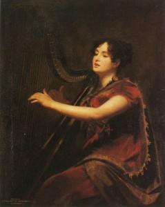 Margaret MacLean-Clephane, portrait by Raeburn