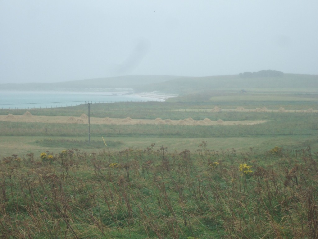 Looking South towards Traigh Sgurabhal