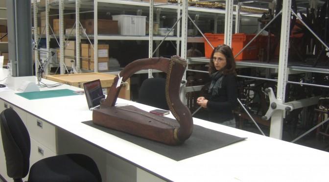 Restoration of the Brian Boru harp