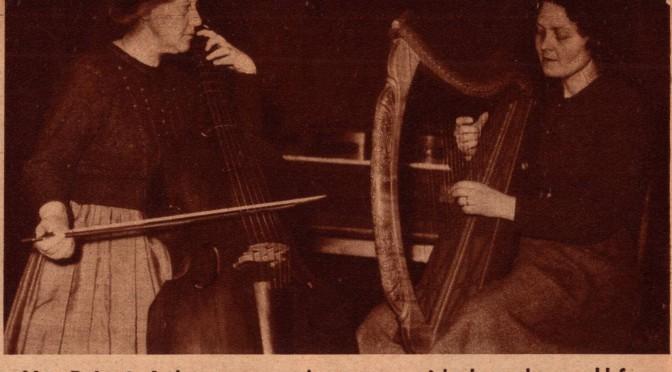 Mabel & Cecille Dolmetsch