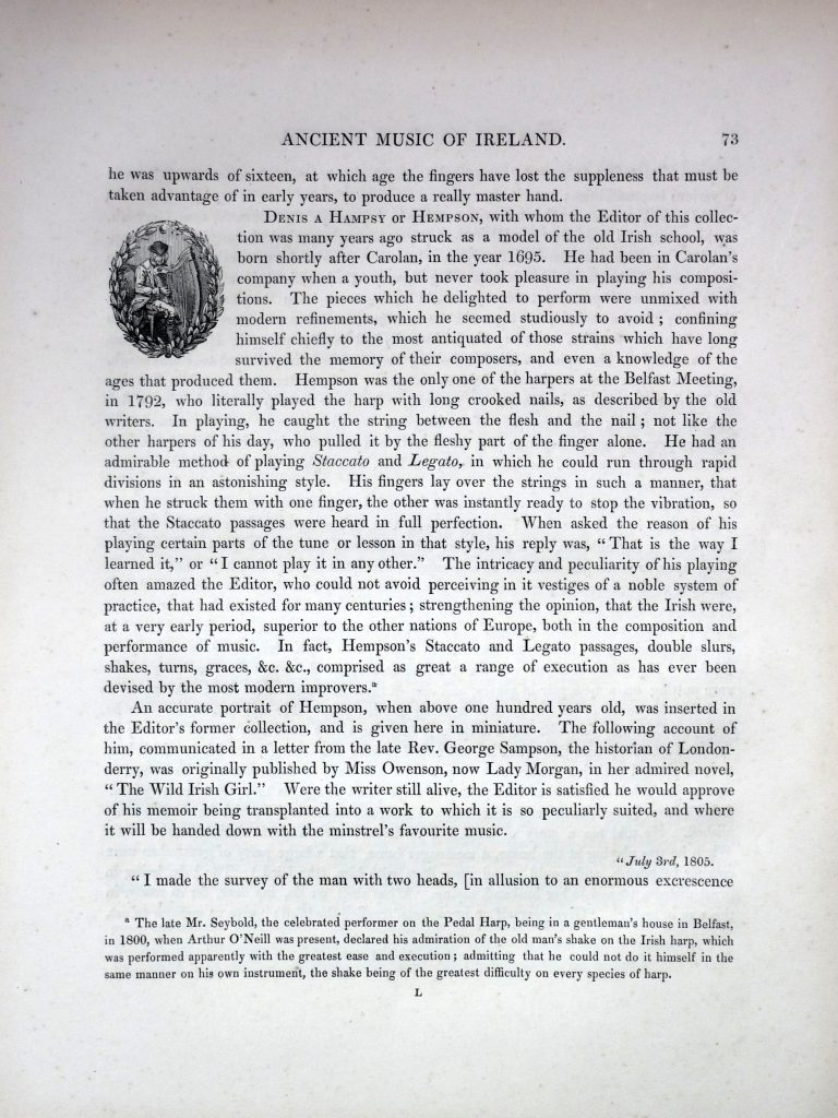 Bunting 1840 introduction p.73