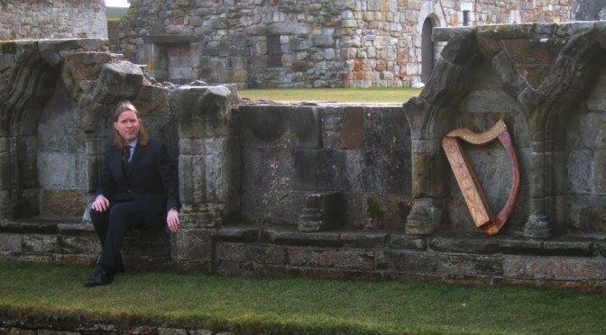 Medieval sacred music in St Andrews Cathedral