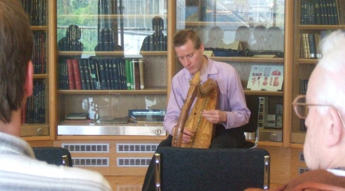 Lunchtime concert in the Wighton Centre