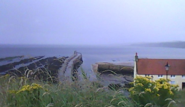 St Andrews Harbour & East Sands