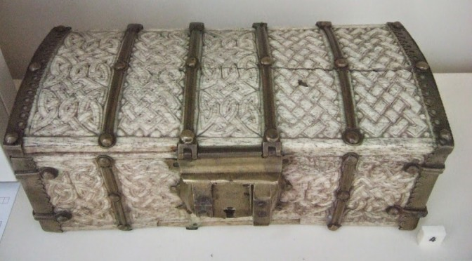 whalebone caskets