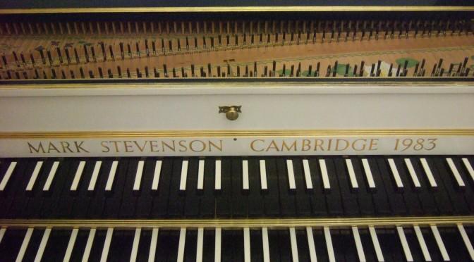 Wighton harpsichord