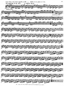 Patrick MacDonald, A Collection of Highland Vocal Airs, Edinburgh [1784]