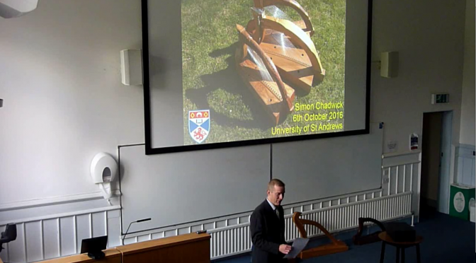 Colonial views of Gaelic harp traditions