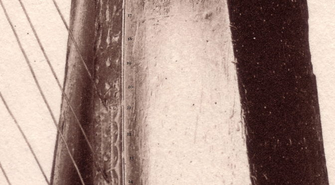 Otway harp string holes